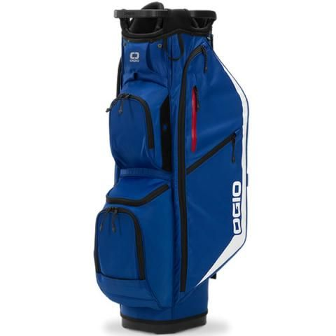 OGIO Fuse 14 Golf Cart Bag Blue