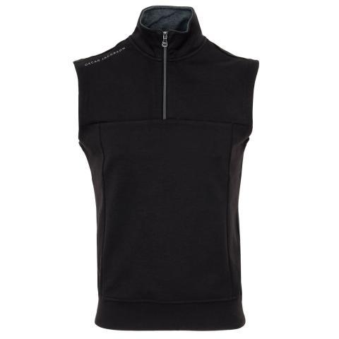 Oscar Jacobson Hawkes Sleeveless Sweater