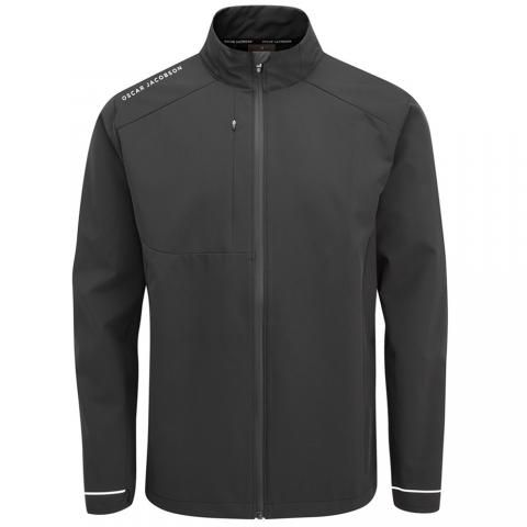 Oscar Jacobson Rowland Windproof Jacket Black