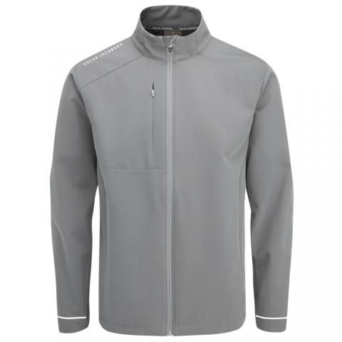 Oscar Jacobson Rowland Windproof Jacket Pewter