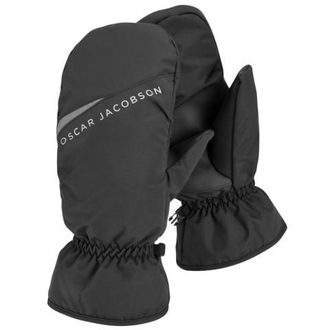 Oscar Jacobson Winter Mitts Pair / Black