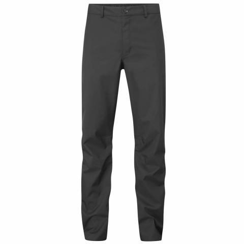 Oscar Jacobson Portland Waterproof Golf Trousers Black