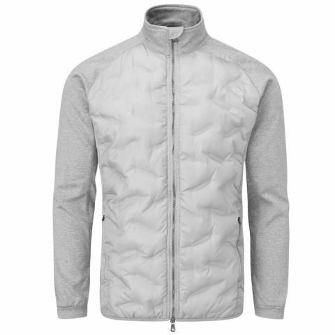Oscar Jacobson Rushton Jacket Light Grey