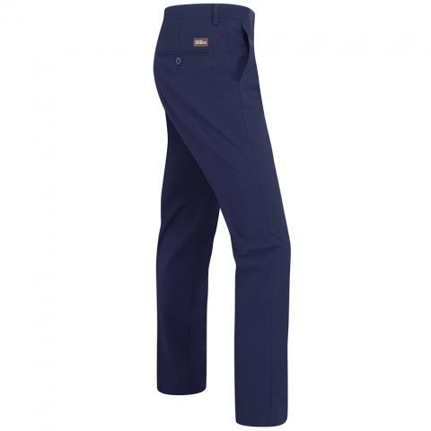 Oscar Jacobson Dave Golf Trousers Navy