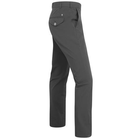 Oscar Jacobson Dooley Golf Trousers Charcoal