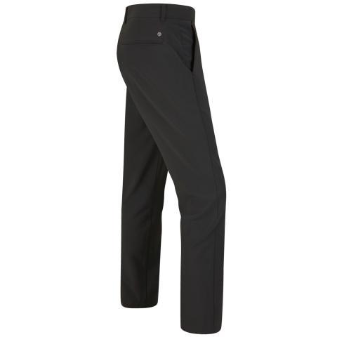 Oscar Jacobson Davenport Golf Trousers Black