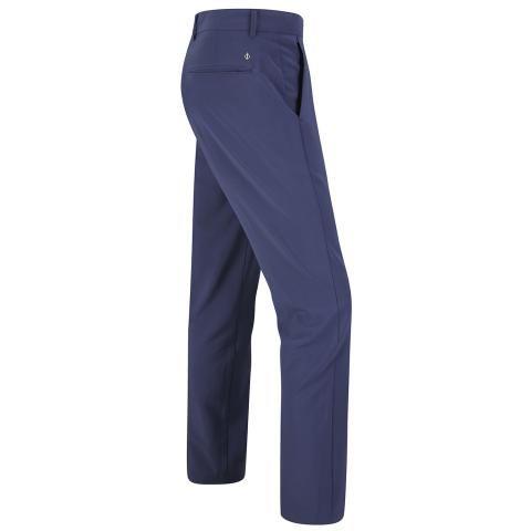 Oscar Jacobson Davenport Golf Trousers Navy