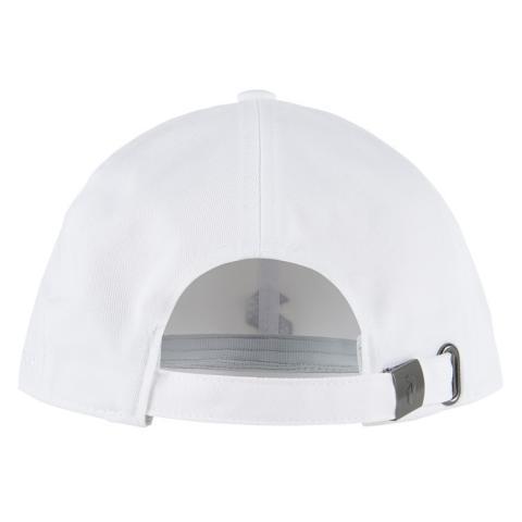 68e6734f655 Peak Performance Retro Baseball Cap White