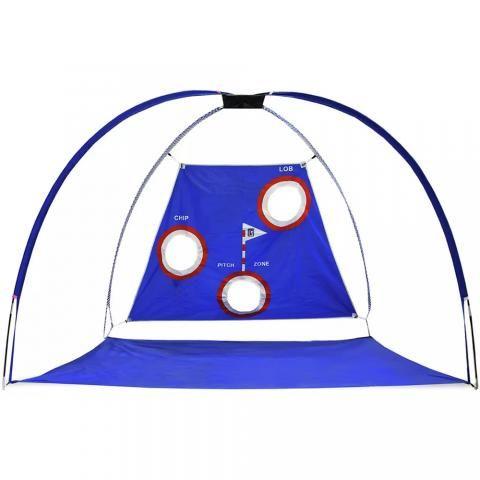 PGA Tour Full Swing Indoor/Outdoor Golf Practice Net 214cm high, 305cm wide, 153cm deep