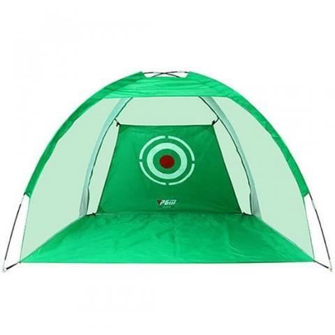 PGM Full Swing Indoor/Outdoor Golf Practice Net Green