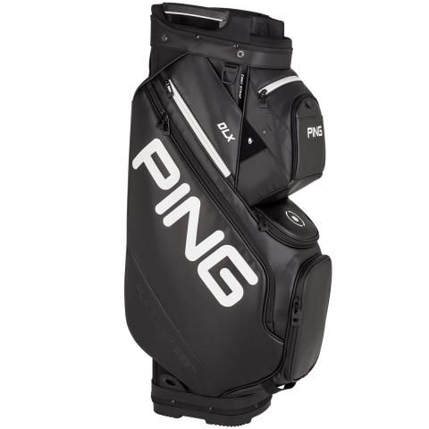 PING DLX Golf Cart Bag Black