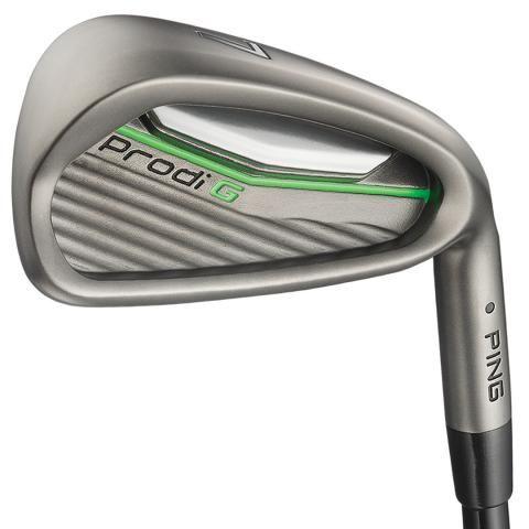Ping Prodi G Junior Golf Irons Graphite