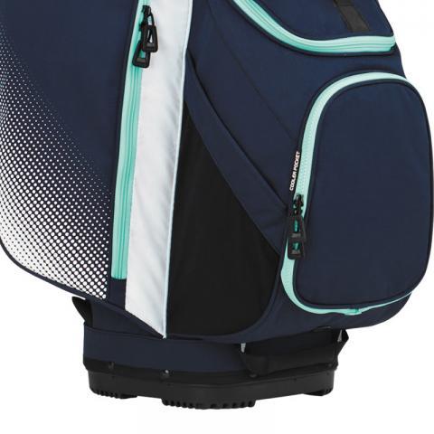 Ping 2017 Traverse Golf Cart Bag White Mint Scottsdale Golf
