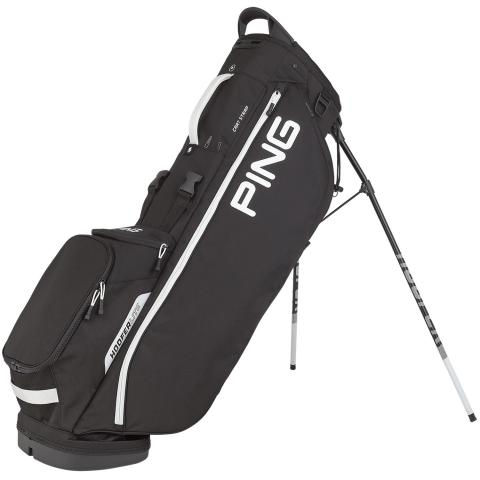 PING Hoofer Lite Golf Stand Bag Black