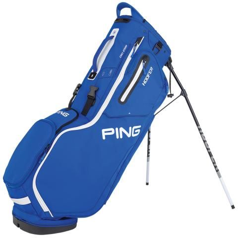 Ping 2020 Hoofer Golf Stand Bag Royal/White