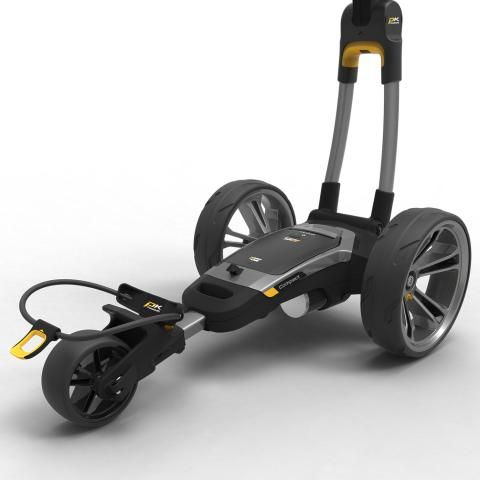 PowaKaddy 2020 CT6 GPS EBS Electric Golf Trolley