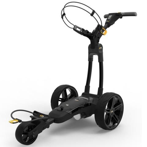PowaKaddy 2020 FX3 EBS Electric Golf Trolley Classic Black / Lithium Battery