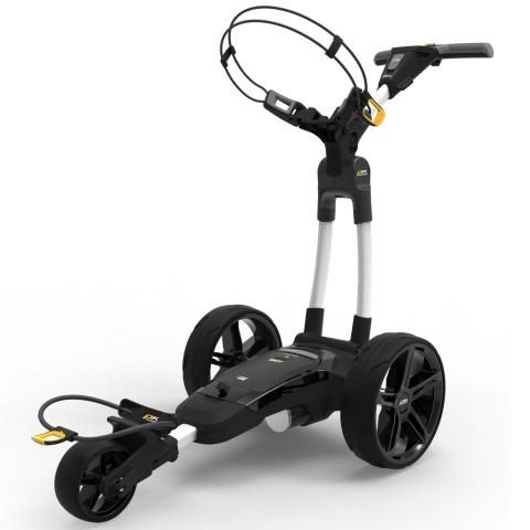 PowaKaddy 2020 FX3 Electric Golf Trolley Polar White / Lithium Battery