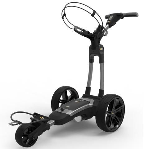 PowaKaddy 2020 FX5 Electric Golf Trolley Gun Metal / Lithium Battery