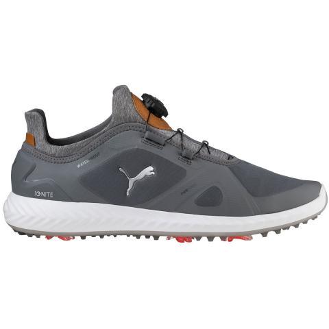 PUMA Ignite PWRADAPT Disc Golf Shoes Quiet Shade