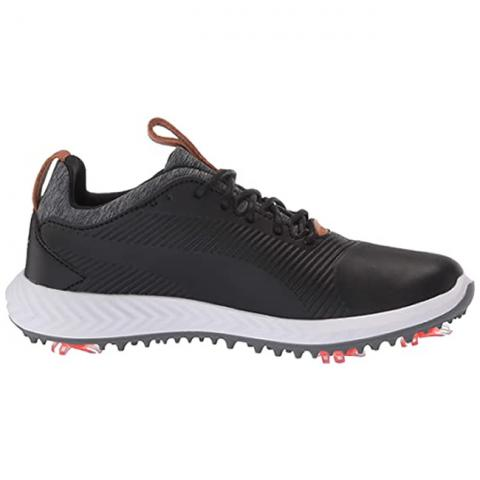 Puma Ignite PWRADAPT 2.0 Junior Golf Shoes Puma Black