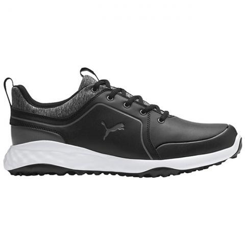 Puma Grip Fusion 2.0 Junior Golf Shoes Puma Black/Quiet Shade
