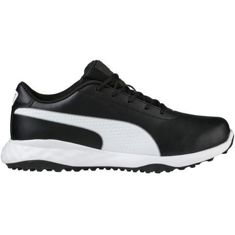 Puma Grip Fusion Classic Golf Shoes Puma Black/Puma White
