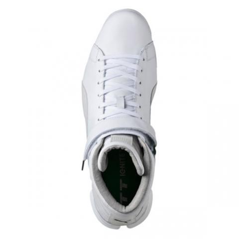 High Top Puma Shoes Golf