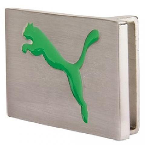 Puma Spectrum Belt Buckle Bright Green