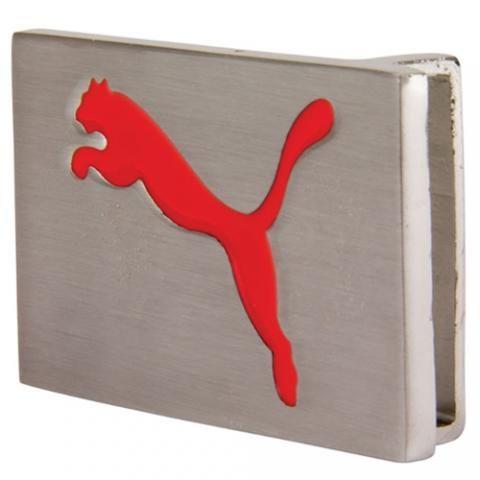 Puma Spectrum Belt Buckle Puma Red