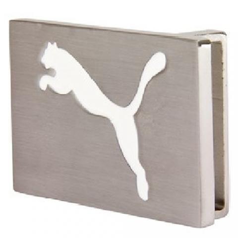 Puma Spectrum Belt Buckle White