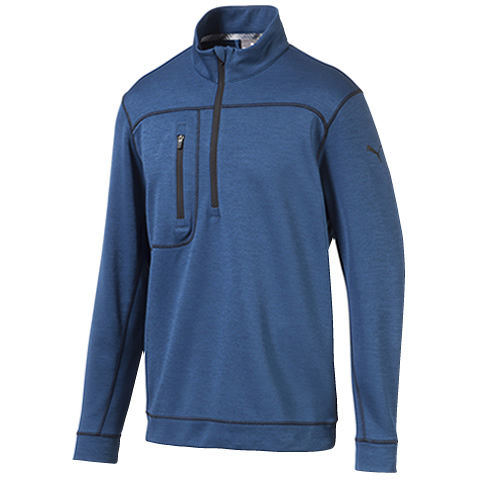 Puma Go Low 1/4 Zip Sweater