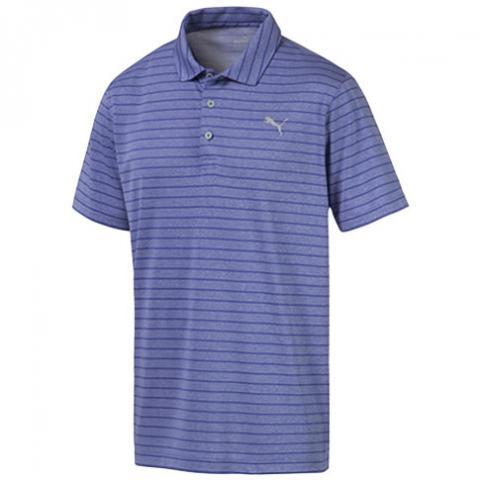 Puma Rotation Stripe Polo Shirt
