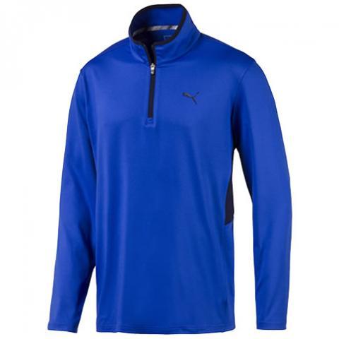 Puma Rotation 1/4 Zip Sweater