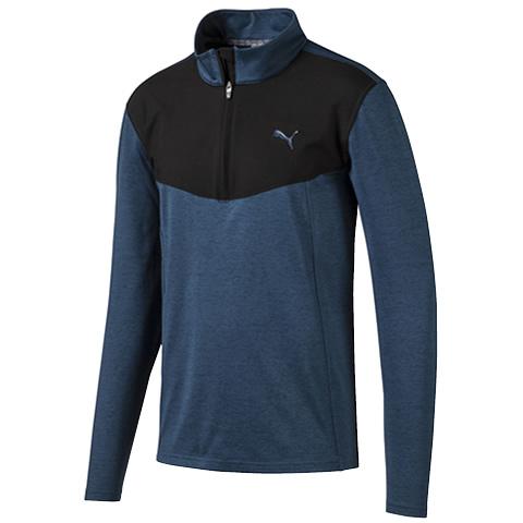 Puma Preston 1/4 Zip Sweater