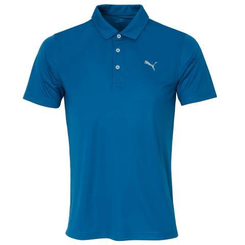 Puma Rotation Polo Shirt Digi Blue