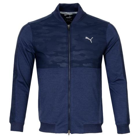 Puma Cloudspun Camo Track Jacket