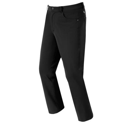 Puma 5 Pocket Utility Golf Pants Puma Black
