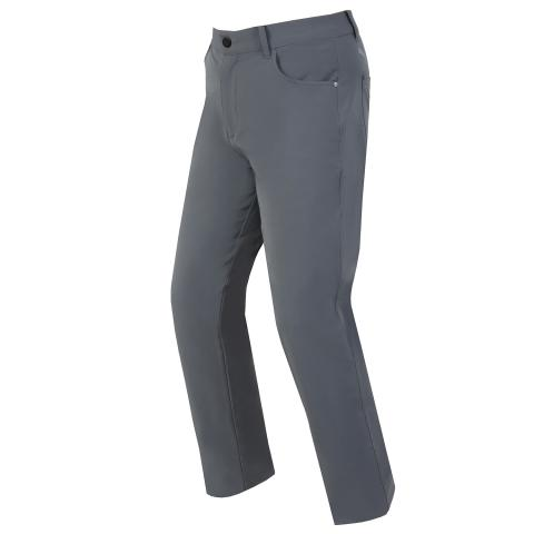 Puma 5 Pocket Utility Golf Pants Quiet Shade