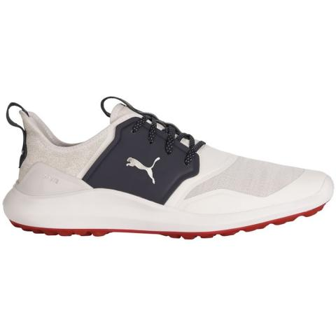Puma IGNITE NXT Golf Shoes High Rise/Puma Silver/Peacoat