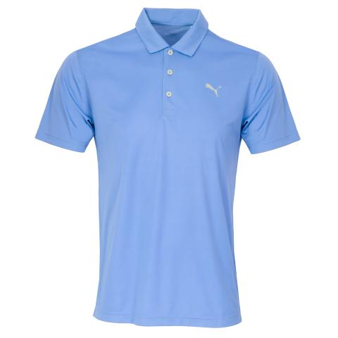 Puma Rotation Polo Shirt Blue Bell