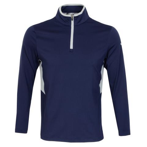 Puma Golf Rotation Zip Neck Sweater
