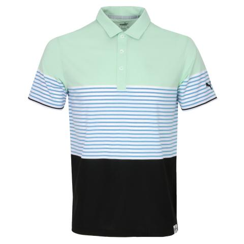 Puma Taylor Polo Shirt Mist Green