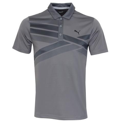 Puma Alterknit Texture Polo Shirt