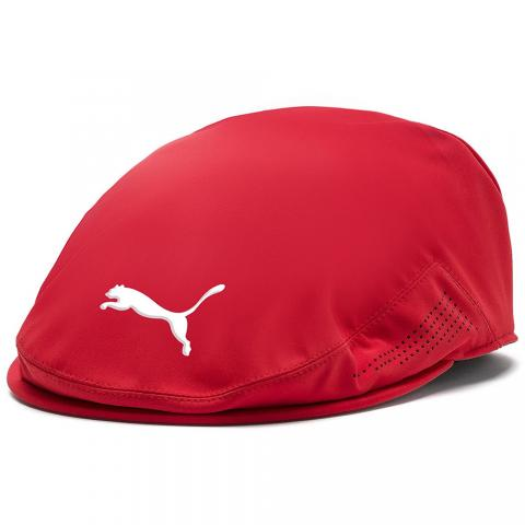 PUMA Tour Driver Bryson DeChambeau Flat Cap High Risk Red