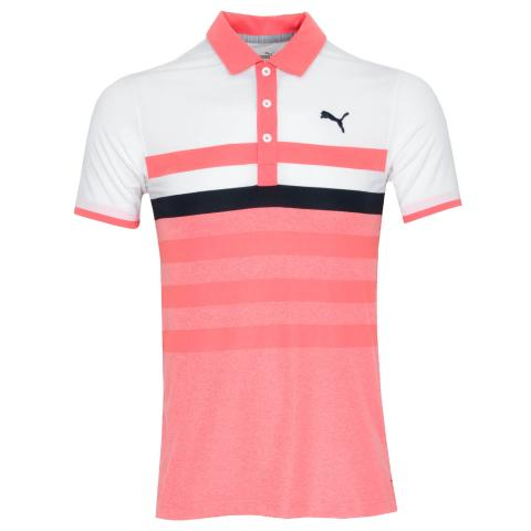 PUMA MATTR One Way Polo Shirt