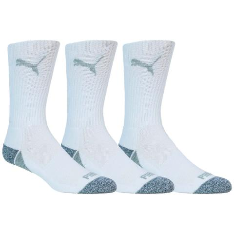 PUMA Pounce Crew Socks (3 Pack)