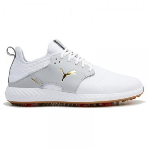 PUMA Ignite PWRADAPT Caged Crafted Golf Shoes