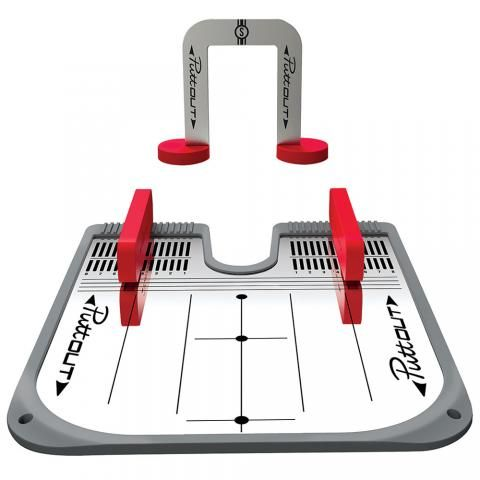 PuttOUT Putting Mirror & Alignment Gate