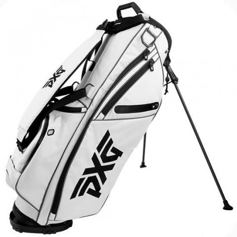 PXG Lightweight Golf Stand Bag White